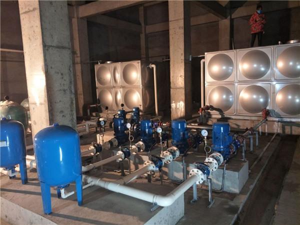 雨水收集系统工程